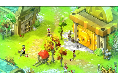 Dofus Gameplay Trailer - 2015 - YouTube