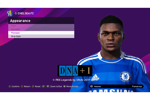 PES 2020 Faces Marcel Desailly by DNA+I ~ PESNewupdate.com ...
