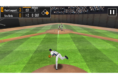 Real Baseball 3D - Android Apps on Google Play