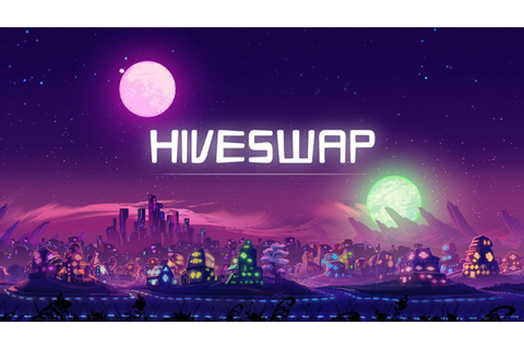 What Pumpkin Games Launches HIVESWAP Video Game - TNC Network