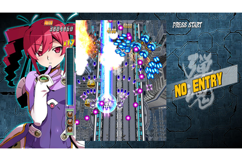Review: Bullet Soul Infinite Burst (PC) - Digitally Downloaded