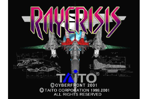 RayCrisis (a.k.a. Layer Section III) Download (2001 Arcade ...