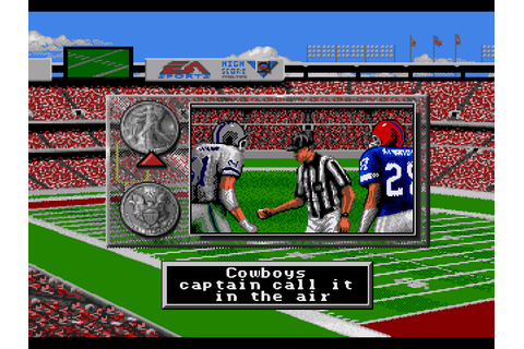 John Madden NFL 94 Download Game | GameFabrique