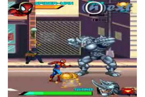Spider Man: Toxic City Gameloft-NeXt 240x320 - YouTube