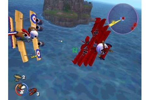 Snoopy vs. the Red Baron - PC Game Download Free Full Version