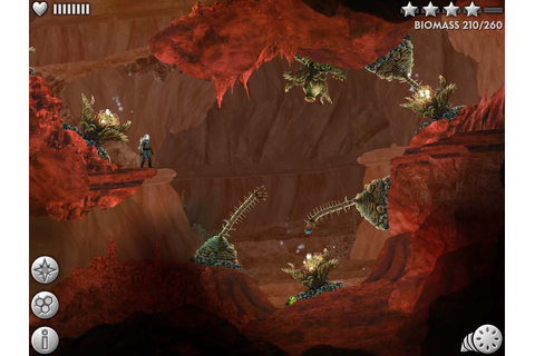 Waking Mars review (iOS / Universal) | ArcadeLife : Life vs Video ...