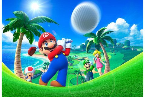 Mario Golf: World Tour (3DS) News, Reviews, Trailer ...