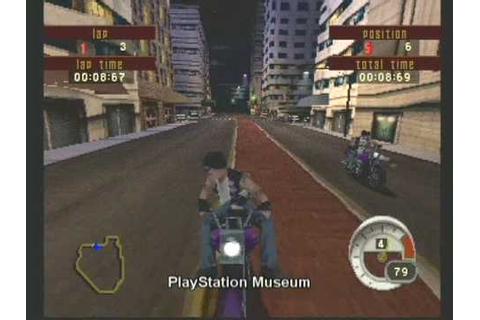 Test Drive Cycles [PS1] - May 2010 PlayStation Museum ...