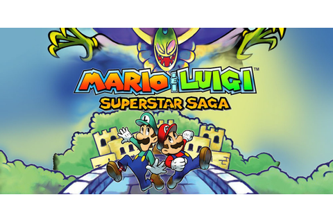 Mario & Luigi: Superstar Saga | Game Boy Advance | Games ...