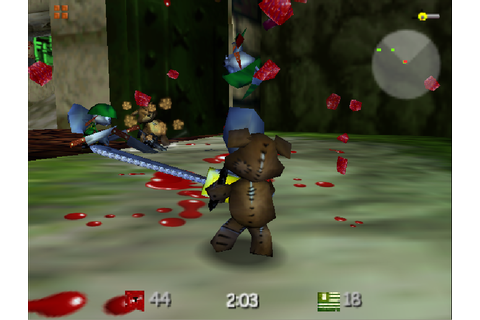 The Best Games (You Never Played): Conker's Bad Fur Day