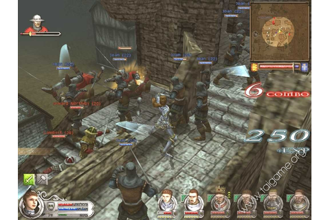 Wars and Warriors: Joan of Arc - Tai game | Download game ...