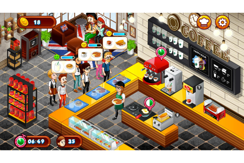 Cafe Panic for Android - APK Download