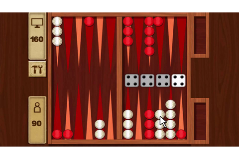 Play Backgammon Classic online for free (Mobile App) - YouTube