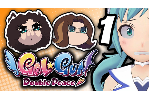 Gal Gun: Maximum Romance - PART 1 - Game Grumps - YouTube
