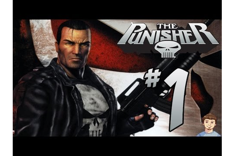 The Punisher Video Game - PART 1 - Uncensored Punishment ...