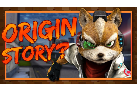 What if the Next Star Fox Game Was an Origin Story? - YouTube