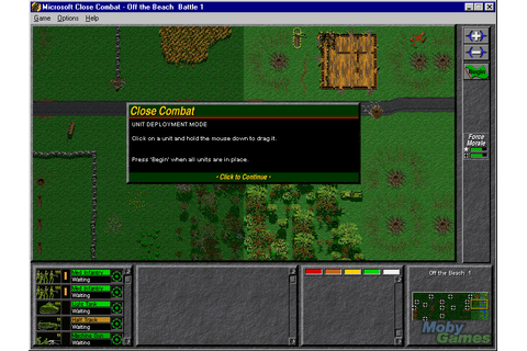 Download Close Combat (Windows) - My Abandonware