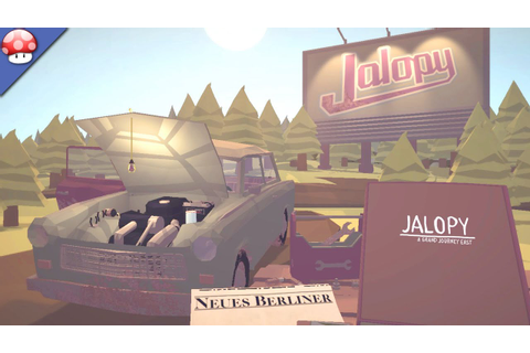 Jalopy: Gameplay Walkthrough Part 1 (Steam Early Access ...