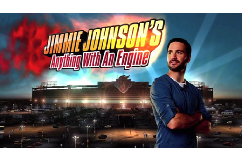 Jimmie Johnson's Anything With An Engine Isn't Your ...