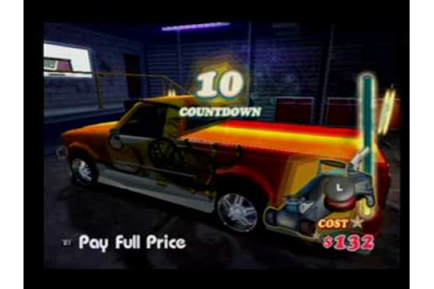 PIMP MY RIDE PS2 GAME PLAY mission1 part 2 - YouTube