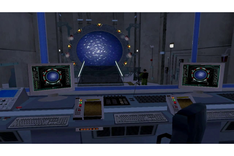 Stargate PC Game - YouTube