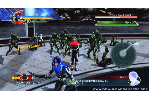 Kamen Rider Battride War 2 - Download game PS3 PS4 RPCS3 ...