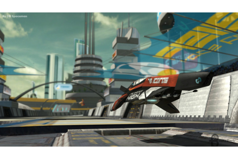 video Games, Wipeout, Wipeout HD, Racing Wallpapers HD ...