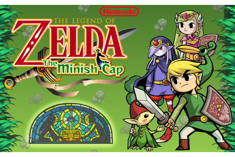 The Legend Of Zelda: The Minish Cap Wallpaper and ...