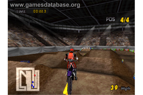 Motocross Mania - Sony Playstation - Games Database