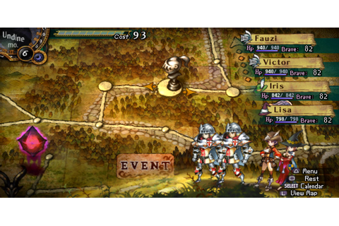 Download Game Grand Knights History PSP ISO English Patch ...