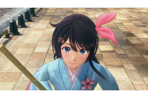 Project Sakura Wars - Announcement Trailer