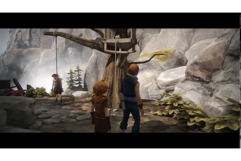 Brothers A tale Of Two Sons Gameplay Scene- Hanging Man ...