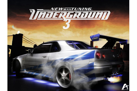 Need For Speed Underground On Qwant Games