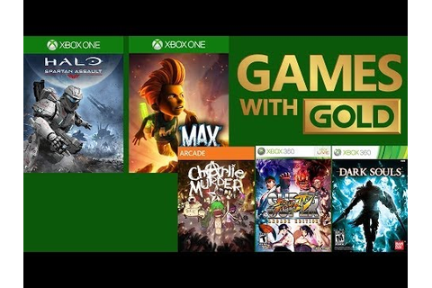Xbox Live Free Games with Gold for June, includes Dark ...