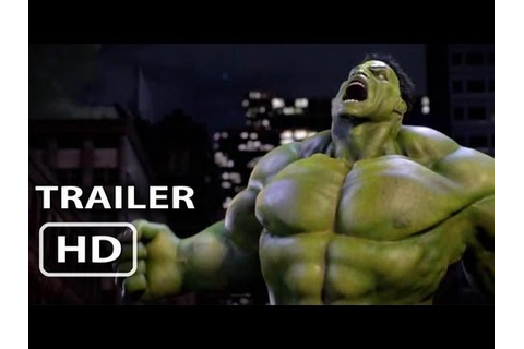 Marvel Avengers Battle For Earth New Game Trailer - YouTube