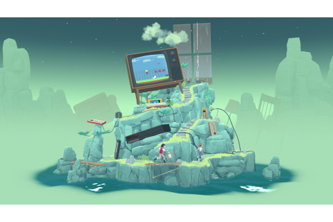 The Gardens Between is a Beautiful Puzzle Game That Lets ...