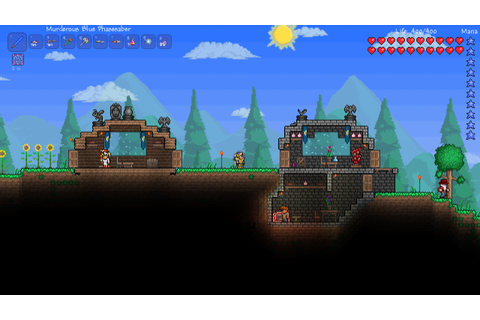 Launch Trailer zu Terraria (PS3, XBOX 360)