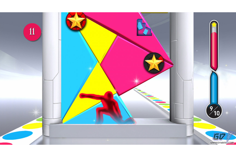 Game News: Twister Mania coming to Kinect for Xbox 360 ...