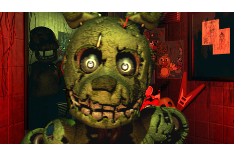 FIVE NIGHTS AT FREDDY'S 3 MULTIPLAYER! CRAZY JUMP SCARE ...