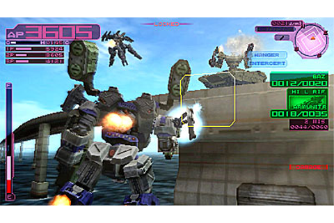 Armored Core Last Raven Portable ISO PPSSPP – isoroms.com