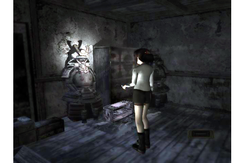 Playstation 2 Eterno: Analise: Fatal Frame