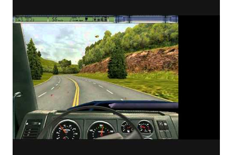 King of the Road/ Hard Truck 2 Gameplay - From Shoutgathe ...