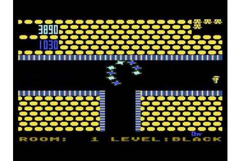 ATARI XE/XL GAME : SHAMUS - YouTube