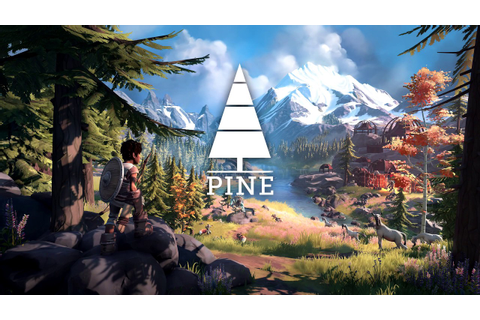 """Pine"" the Hot New Indie Game Set for 2018 - YouTube"