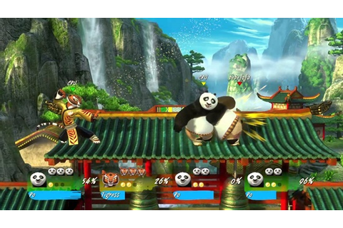 Kung Fu Panda Showdown Of Legendary Legends Game ...