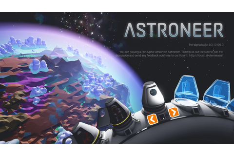 Space Exploration Game: Astroneer on PC - YouTube