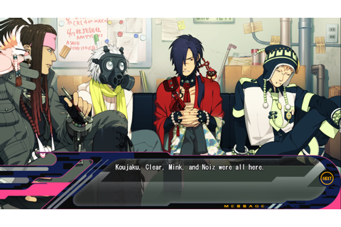 DRAMAtical Murder Review: Pretty Dudes In Ugly Shoes ...