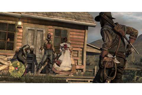 Zombies Found in Red Dead Redemption 2: Undead Nightmare ...