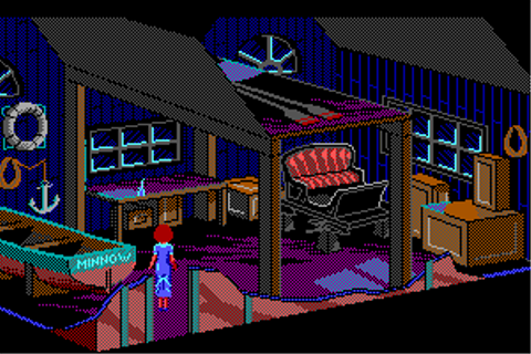 The Colonel's Bequest - My Abandonware
