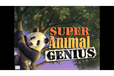 LeapFrog Game Trailer - Scholastic Super Animal Genius ...